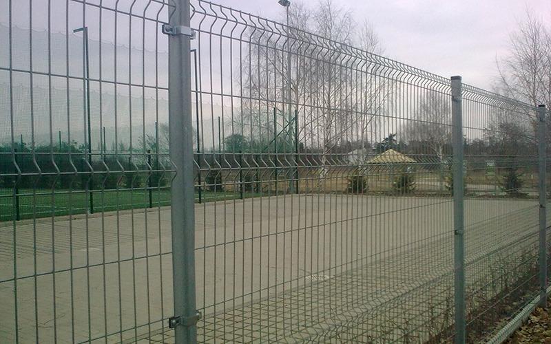 Do ogrodzeń z paneli 60x40mm