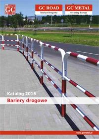 Katalog barier drogowych