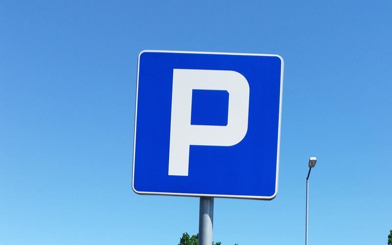Oznakowanie parkingów