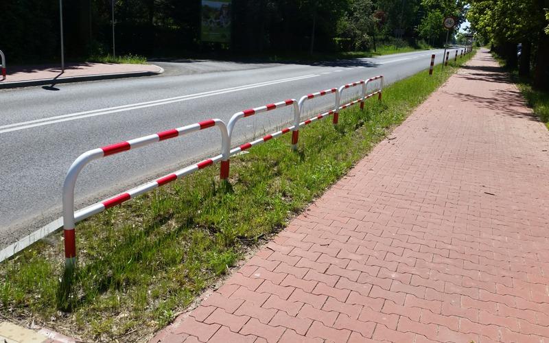 bariera rurowa U 4