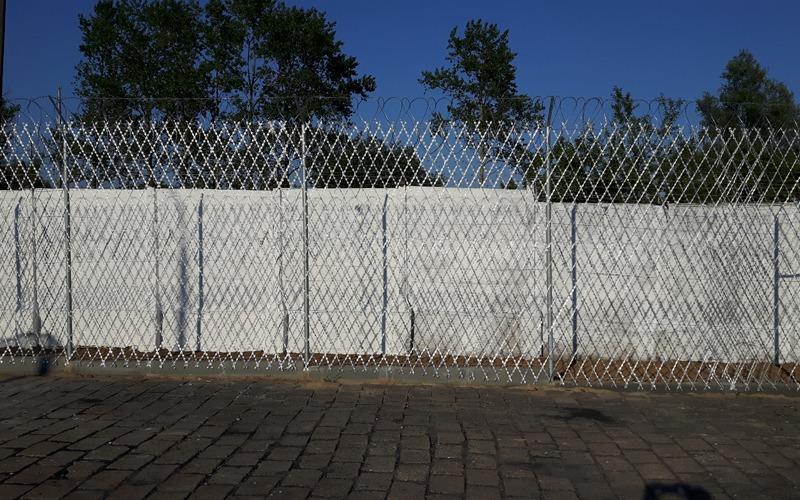 siatka ostrzowa ogrodzenie wiezienne1