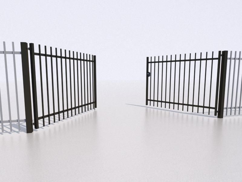 Kaligula brama dwuskrzydłowa