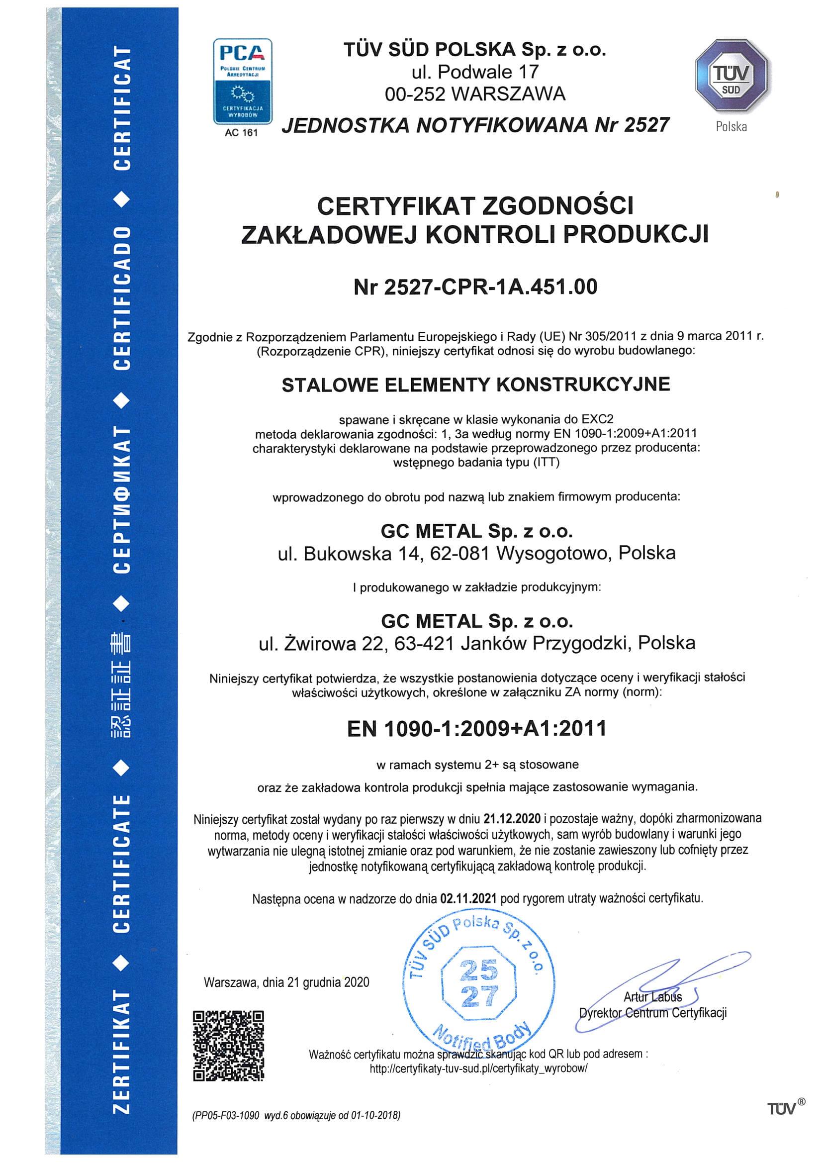 Certyfikat PL (2)